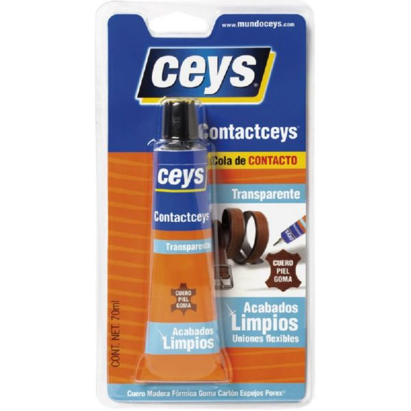 CONTACTCEYS TRANSPARENTE BLISTER 30ML